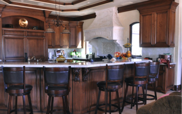 Custom Kitchen in Palo Alto, California