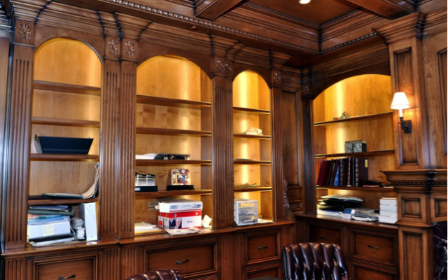 Custom Office in Palo Alto, California